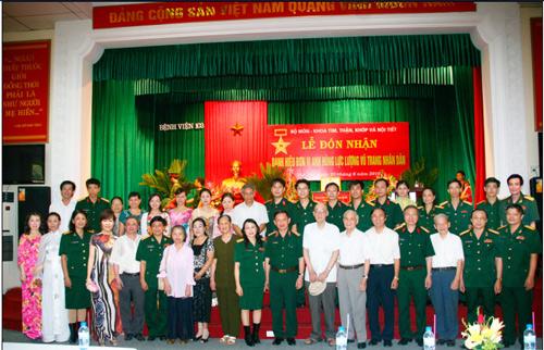 bệnh viện 103 Hà Đông