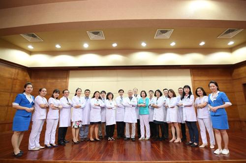 bệnh viện đại học y dược khoa thẩm mỹ