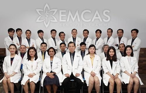 bệnh viện thẩm mỹ emcas tuyển dụng