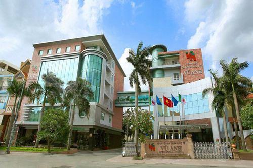 bệnh viện Vũ Anh