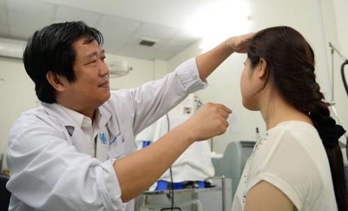 cắt amidan ở bệnh viện đại học y dược