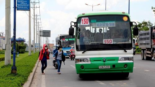 xe buýt đi bệnh viện đại học y dược