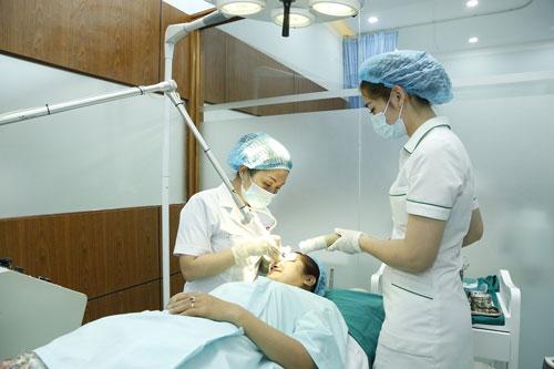 phẫu thuật hàm hô tại bệnh viện 108
