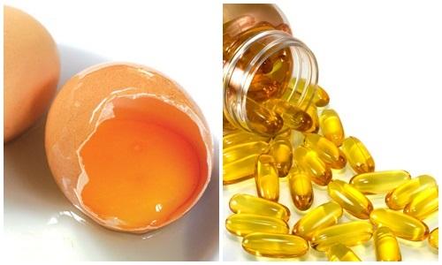 dùng vitamin e trị sẹo rỗ