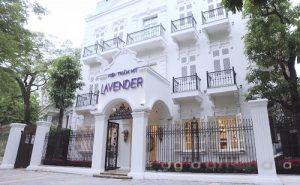thẩm mỹ viện lavender
