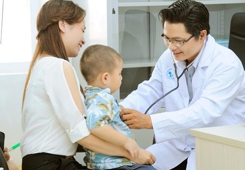 bác sĩ bệnh viện nhi đồng 1