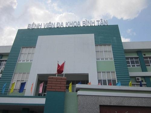 bệnh viện bình tân tuyển dụng