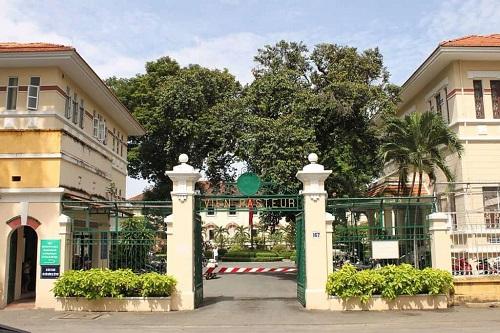 bệnh viện pasteur