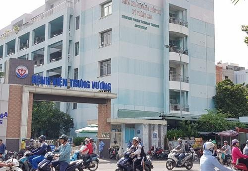 bệnh viện trưng vương thuộc tuyến nào
