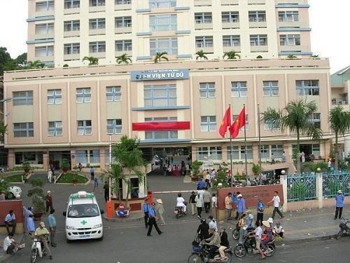 bệnh viện từ dũ quận 1