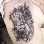 hình tattoo bảo bình nữ