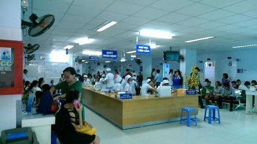 khám thai ở bệnh viện từ dũ