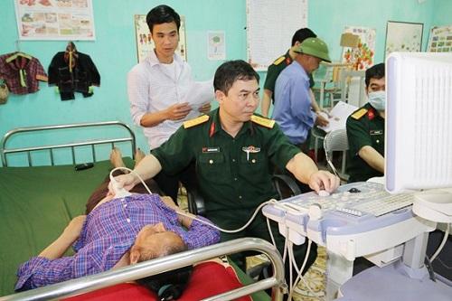 Đi khám bv y học cổ truyền quân đội