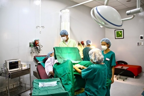 sinh tại bệnh viện từ dũ