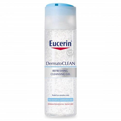 sữa rửa mặt eucerin dermatoclean