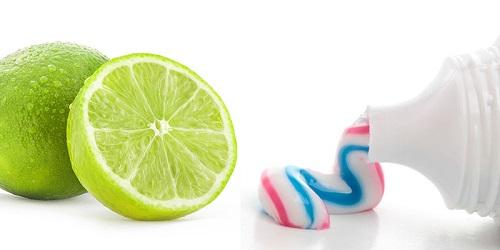 tẩy mụn ruồi bằng kem đánh răng