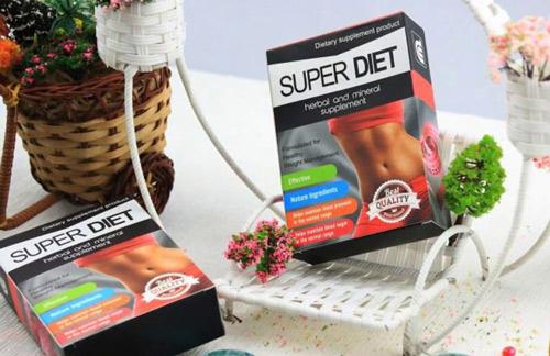 thuốc giảm cân super diet