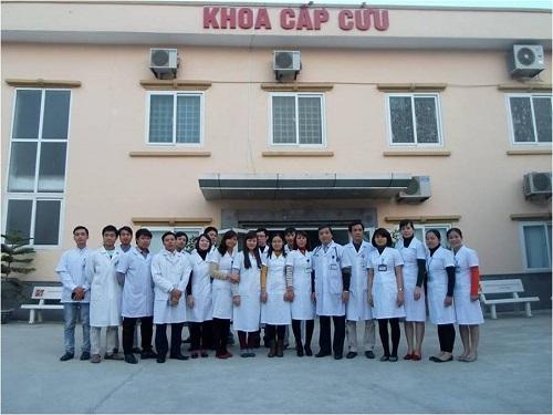 bệnh viện nông nghiệp ngọc hồi