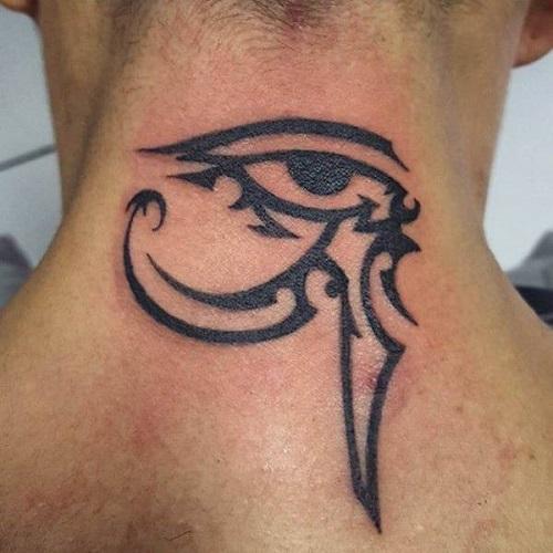 hình tattoo con mắt