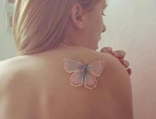 hình xăm bướm có ý nghĩa gì