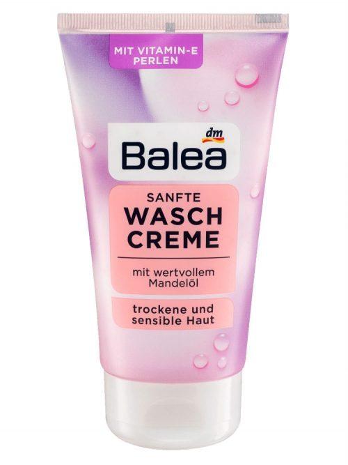 sữa rửa mặt balea sanfte waschcreme